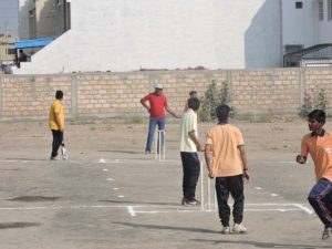 CRICKET … the game of Team spirit