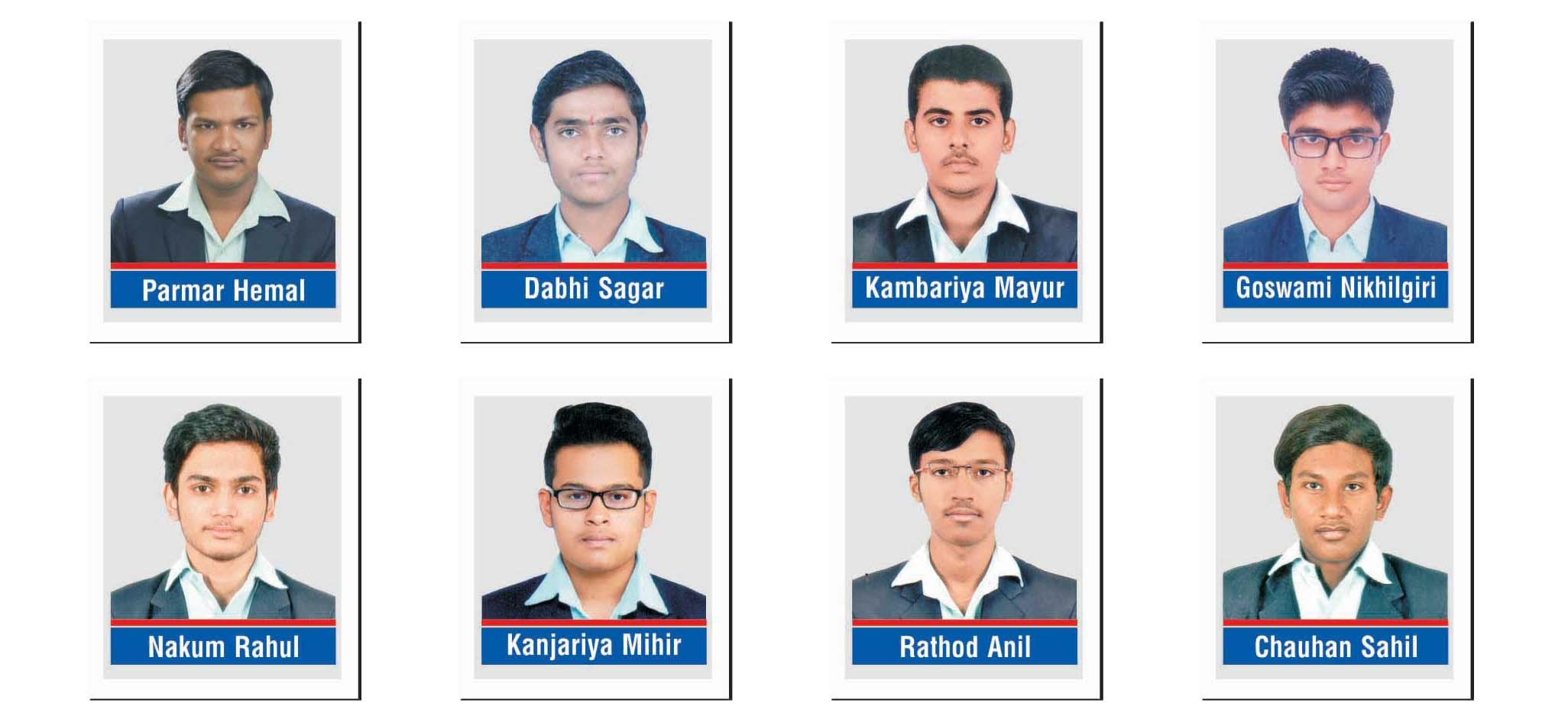 krishna schools JEE Result of 2017